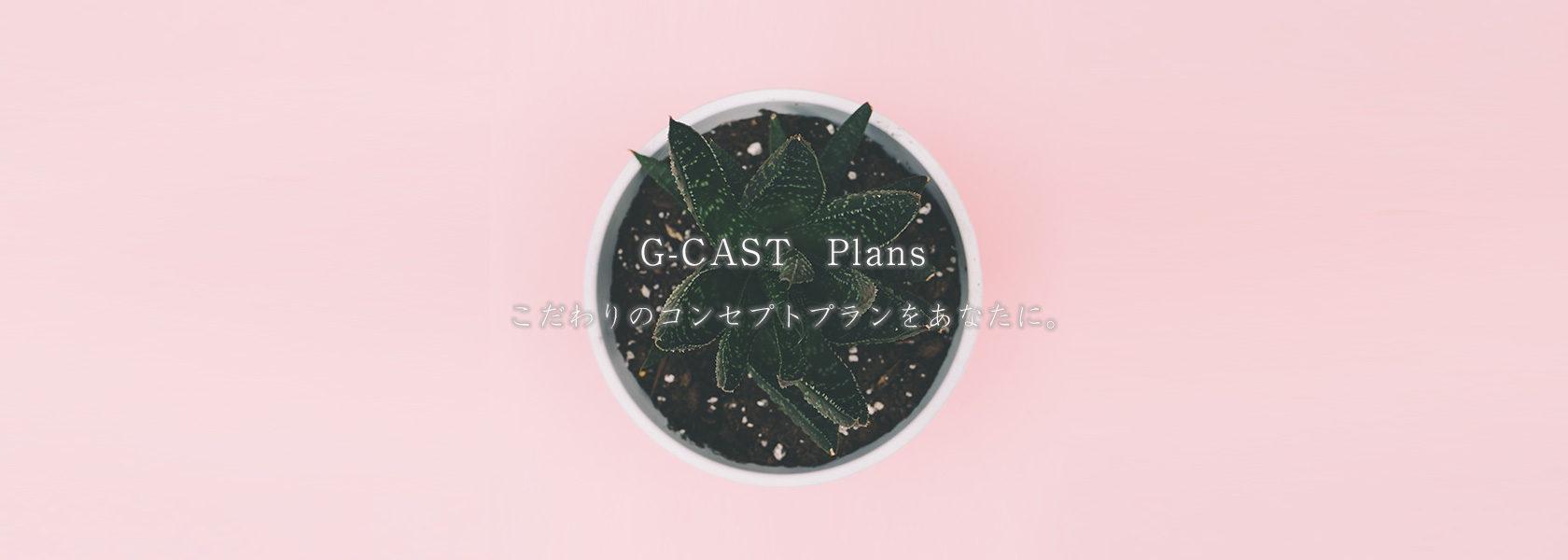 G-CAST Plans
