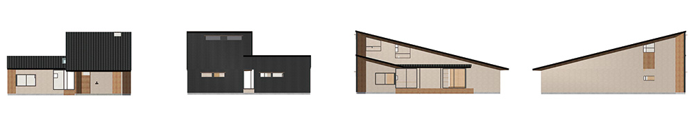 長谷川 拓也/type-02 鉤型(カギガタ)の家