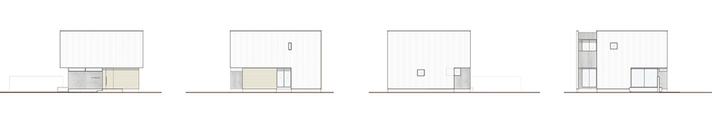 熊倉 ナオキ/type-04 凹凸の家